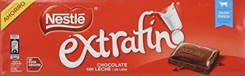 15 tabletas Nestlé Extrafino