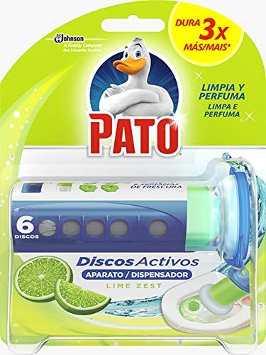 PATO Discos Activos, 1 aplicador y 6 Discos - Lima