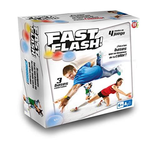 Toys Play Fun, Fast Flash, Juego de habilidad
