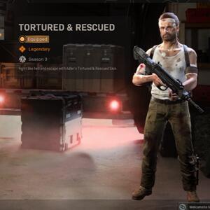 Call Of Duty, GRATIS el skin de Adler torturado
