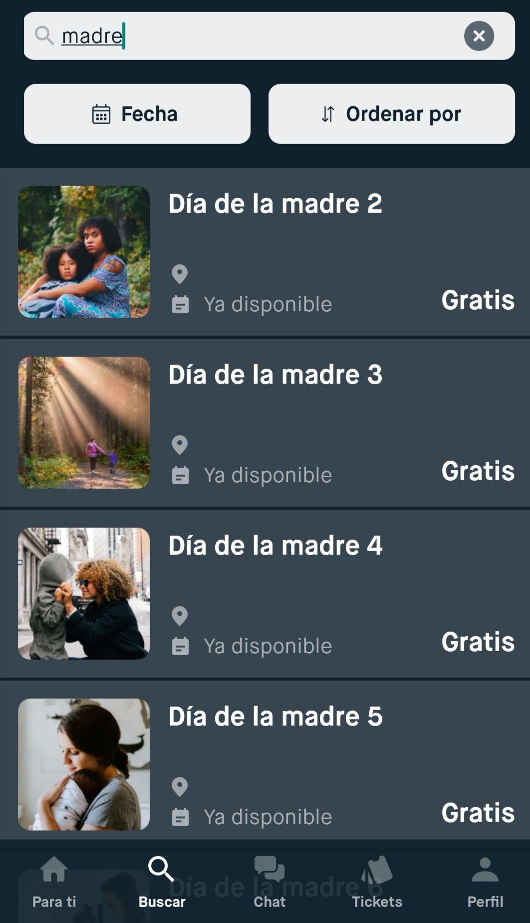 ¡Hasta 6 euros de descuento en FEVER para celebrar el Día de la Madre!