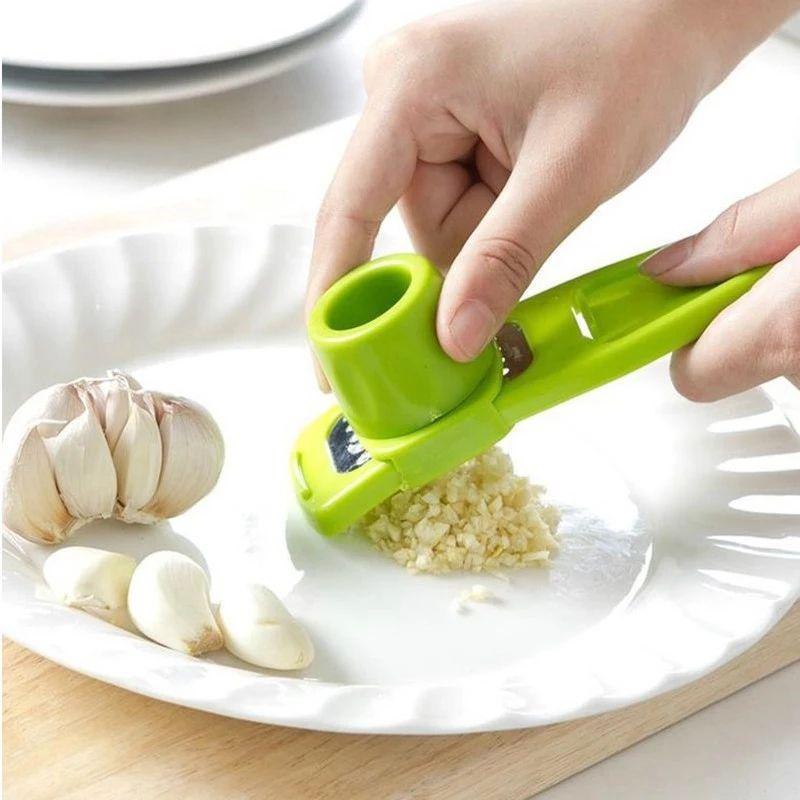 Trituradora de ajos