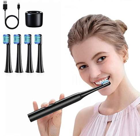 Cepillo de dientes eléctrico + 5 cabezales solo 9€