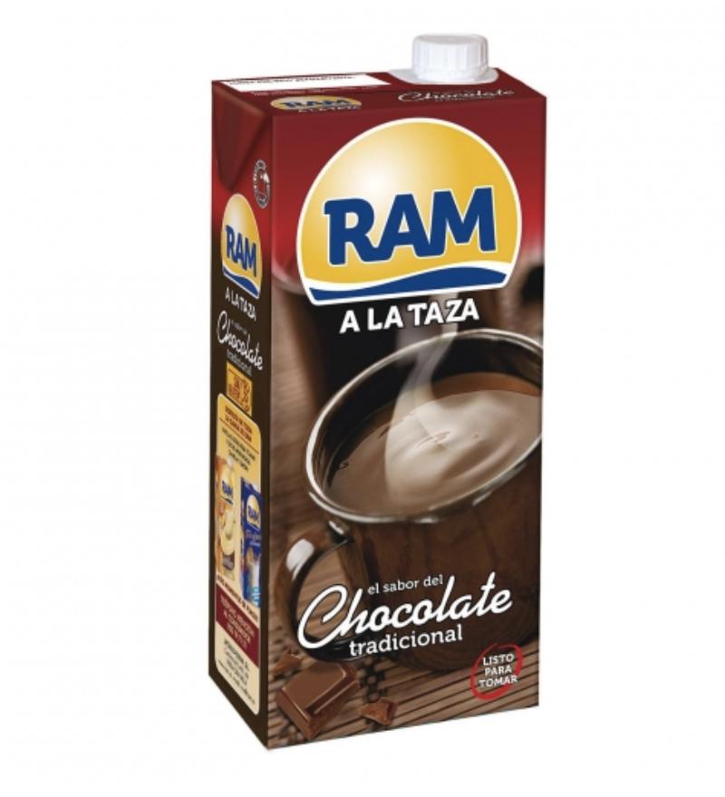 Alcampo Alcorcón (Madrid) - chocolate a la taza RAM