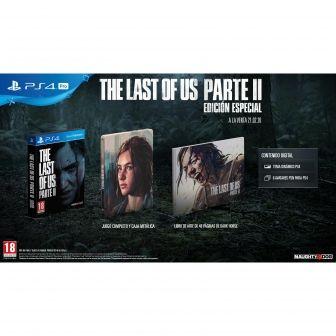 The Last of Us Parte II Edición Especial por 37,45€