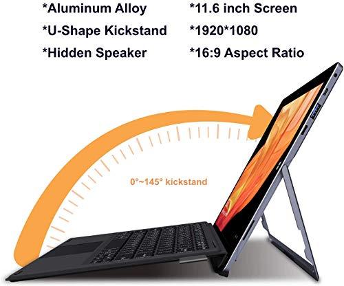 CHUWI UBook Tablet pc 2 in 1 11.6 Pulgadas Tableta Windows 10