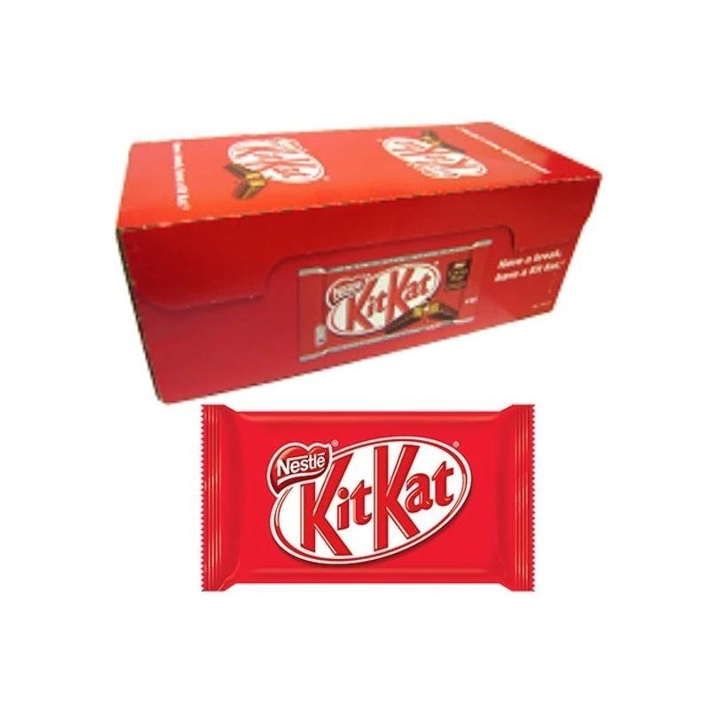 Kit Kat chocolatina en caja de 36 unidades