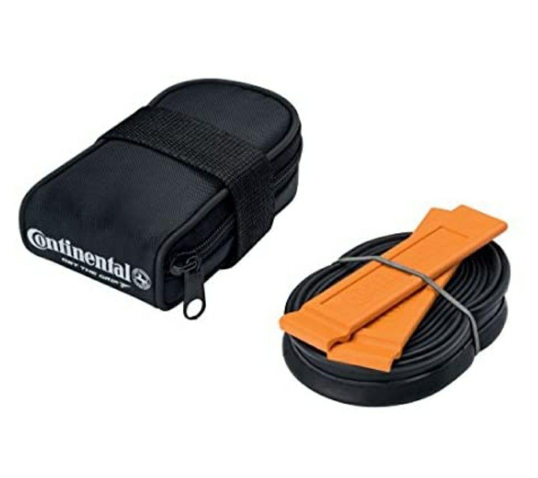 Bolsa sillín Continental + cámara aire + 2 palancas neumáticos