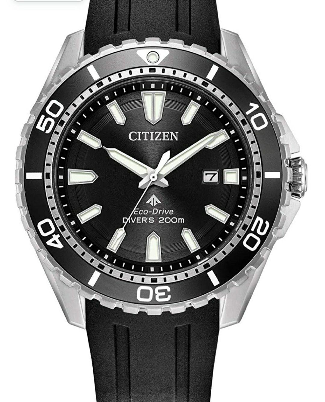 Citizen Promaster Eco-Drive Diver BN0190-15E