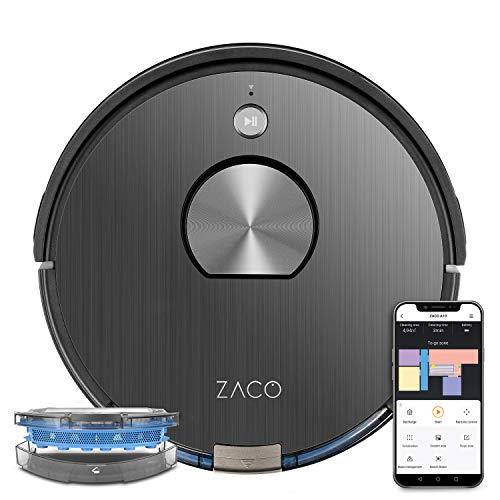 ZACO A10 Robot Aspirador y Fregasuelos