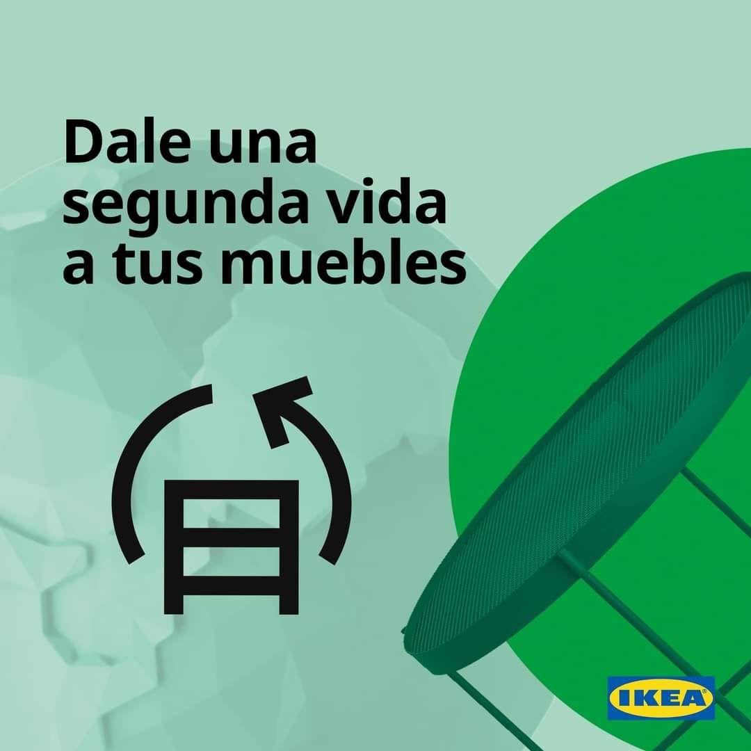 Ikea compra tus muebles viejos!!