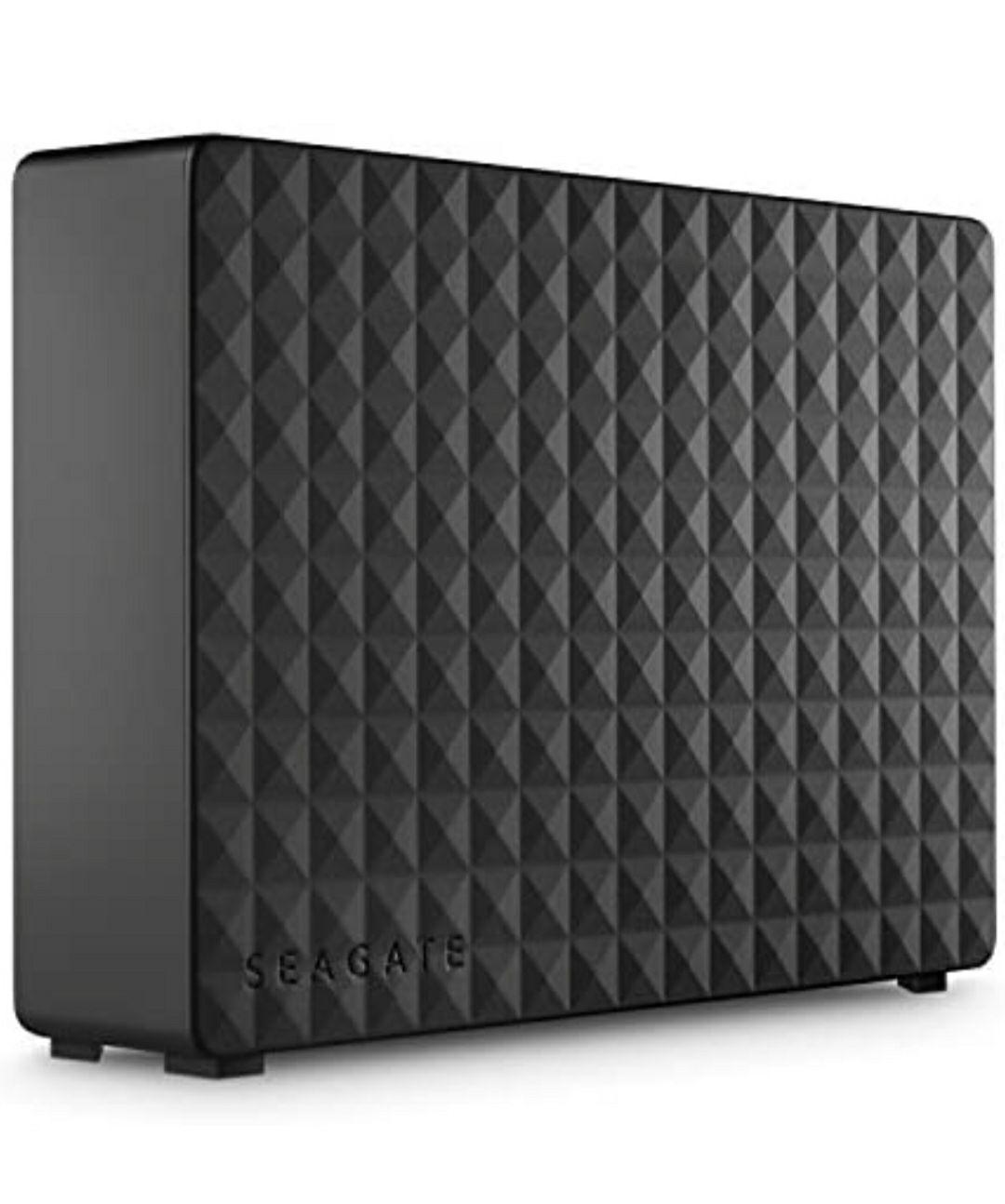 Seagate Expansion Desktop, 6 TB, Disco duro externo, HDD, USB 3.0 PC, portátil y Mac, 2 años servicios Rescue (Envío incluido)