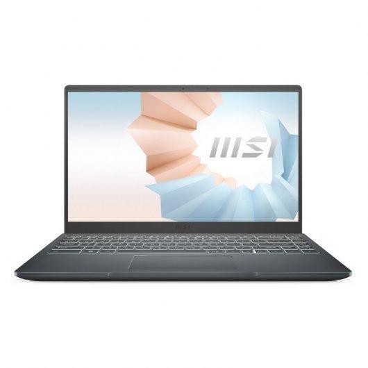 """MSI Modern 14 B10RBSW-419XES Intel Core i7-10510U/16GB/1TB SSD/MX 350/14"""""""