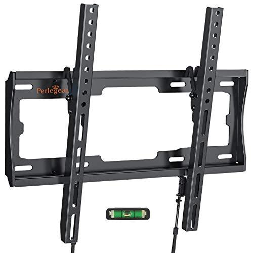 Soporte de TV en Pared Inclinable para Televisores de 26 a 55 Pulgadas con Carga de 45 kg, VESA máx. De 400 x 400 mm