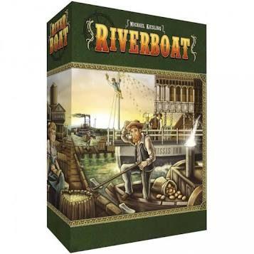 Riverboat (Juego de mesa)
