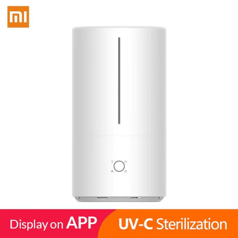Xiaomi Mi Smart Humidificador de Aire Antibacteriano (4,5 L) Blanco