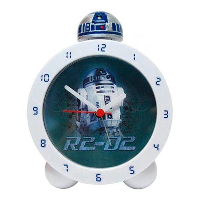 Despertador R2-D2 Star Wars Disney