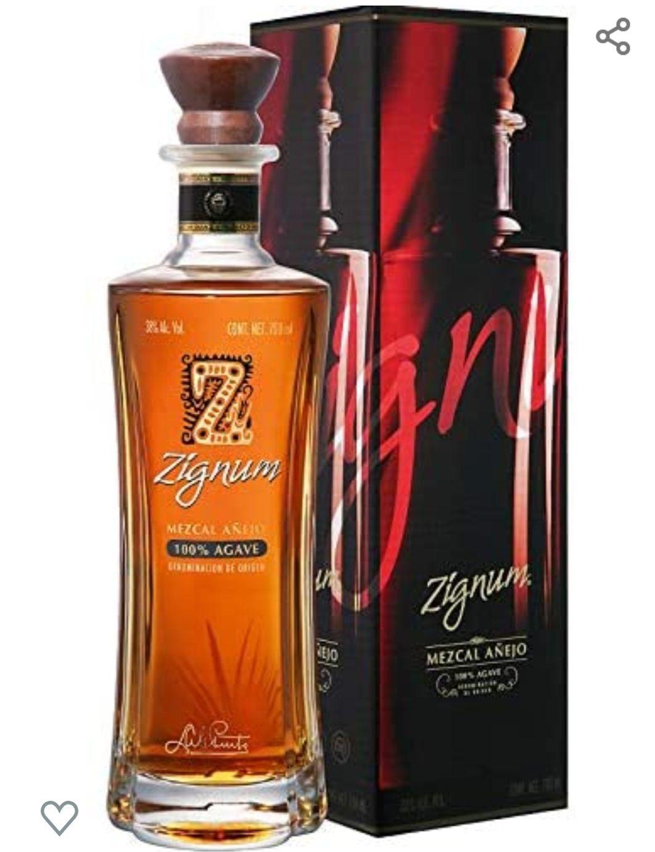 Zignum Añejo Mezcal - 700 ml