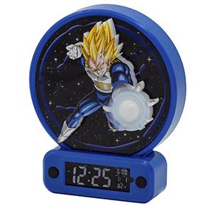 Reloj despertador luminoso Dragon Ball Vegeta