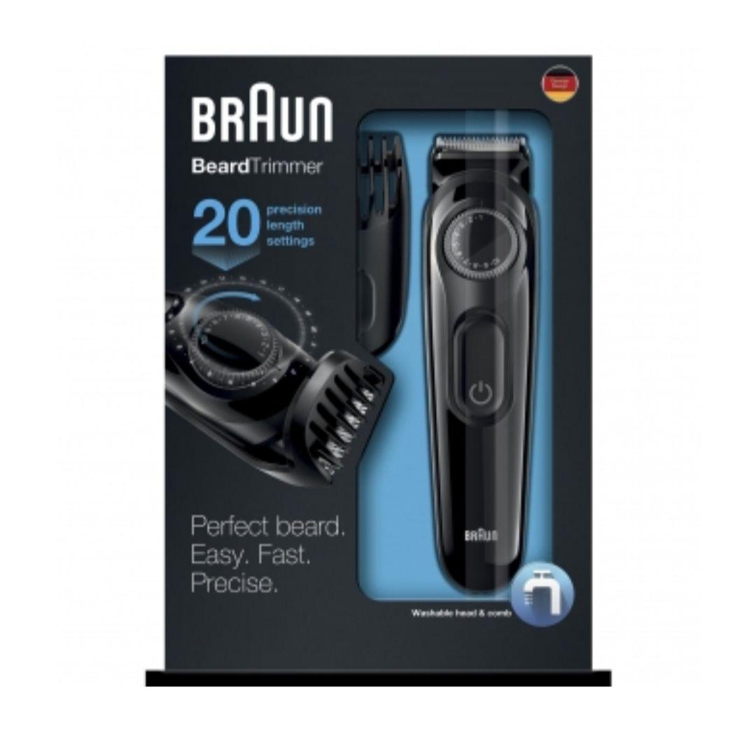 Barbero Braun BT3022 (Cupón de 4,98€)