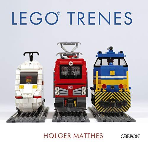 Libro Lego Trenes
