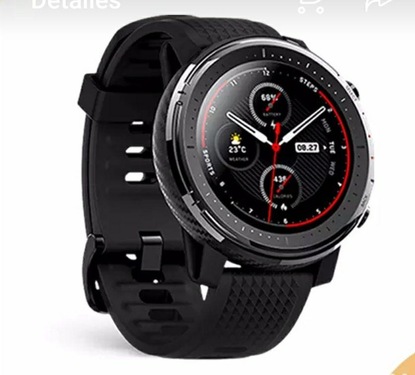 Oferta reloj deportivo Xiaomi Amazfit Stratos 3 reacondicionado a 89,9€