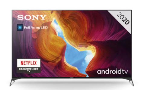 Sony KD-55XH9505
