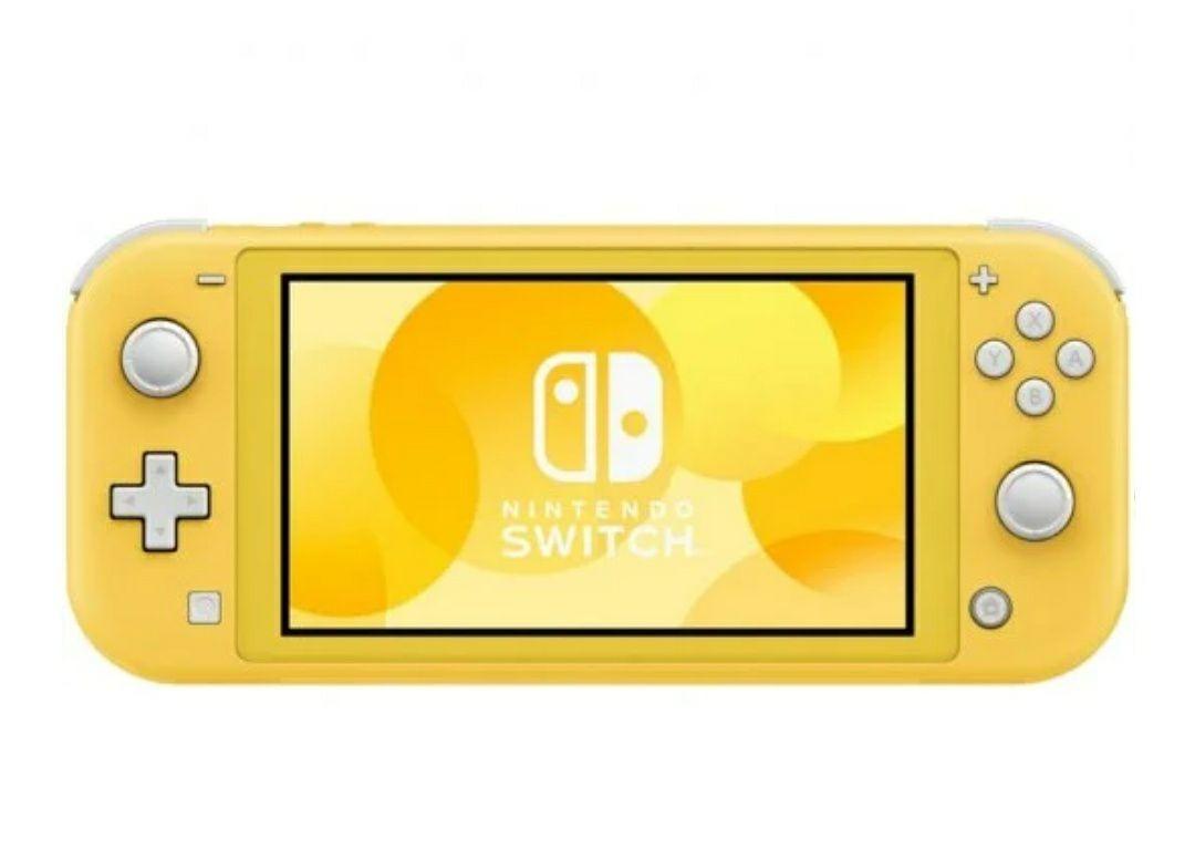 Nintendo Switch Lite Amarillo de Rastrillo Reaco