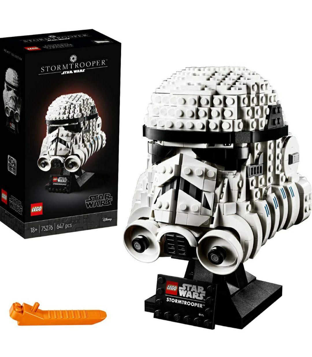 LEGO Casco de Soldado de Asalto (Envío incluido)