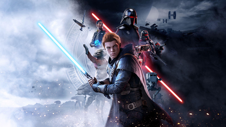 Gratis para Stadia PRO - Star wars Jedi: Fallen Order