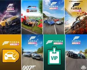 Forza Horizon 4: Pack de complementos Excepcional - 12,50€ para PC - Xbox One & Series X|S [Islandia Microsoft store]