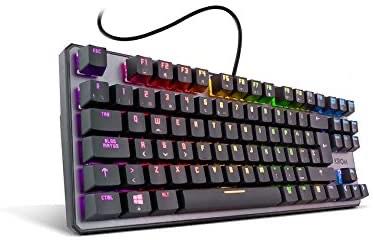 Teclado mecánico Krom Kernel TKL (Nueva versión hotswap) por 39€ (Amazon) / Con teclado numérico 44€
