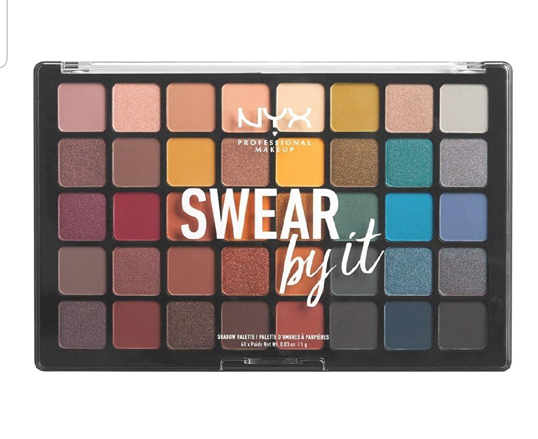 Paleta Swear By It de NYX COSMETICS