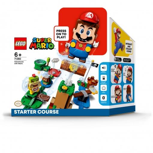LEGO Super Mario - Pack Inicial: Aventuras con Mario (71360)