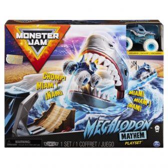 Monster Jam. Playset Acrobacias