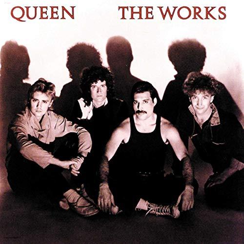 QUEEN The works (CD de audio)