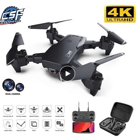 Dron profesional 4k