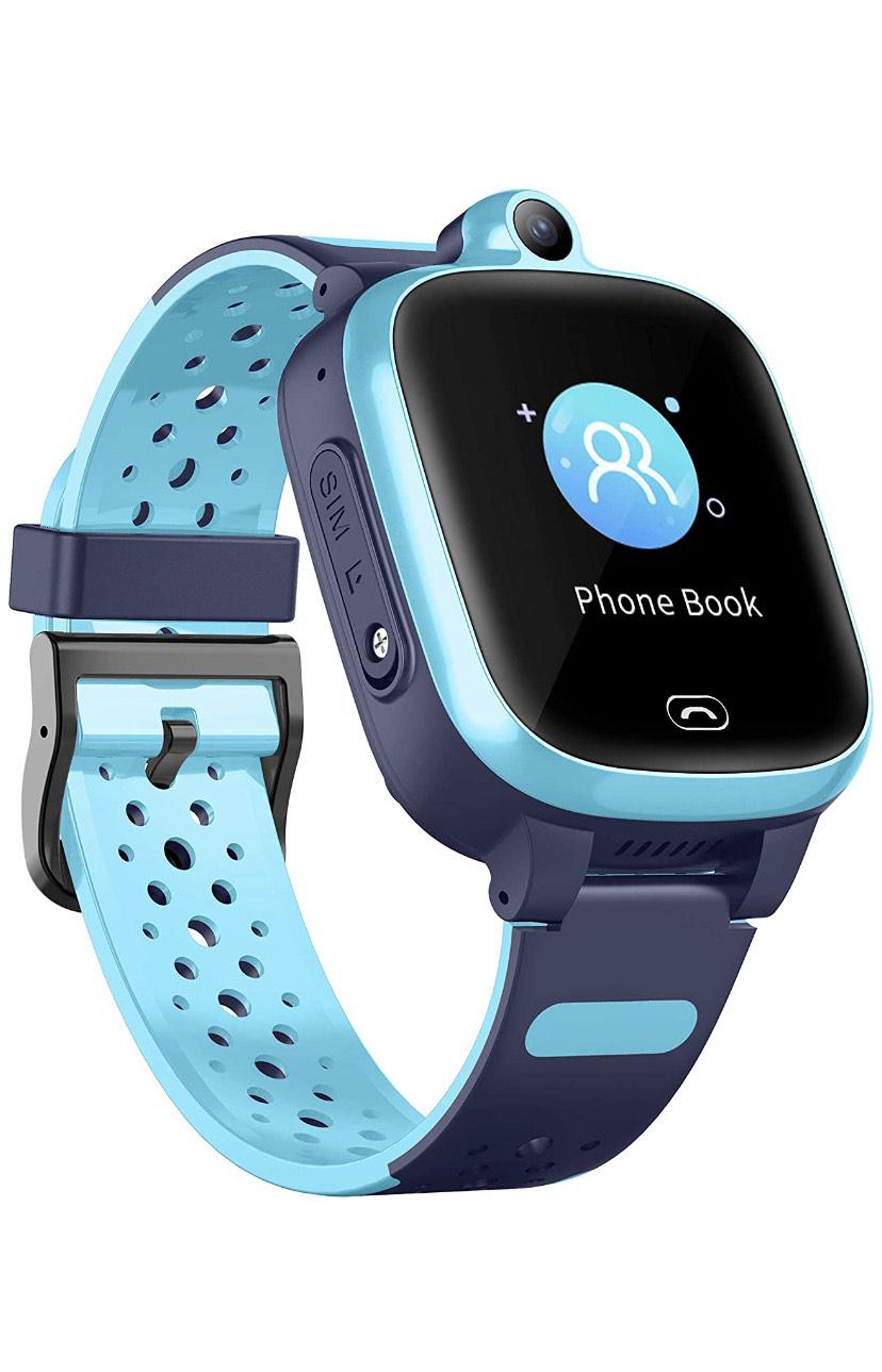 Fitonme 4G Reloj Inteligente para Niños - Smart Watch con GPS