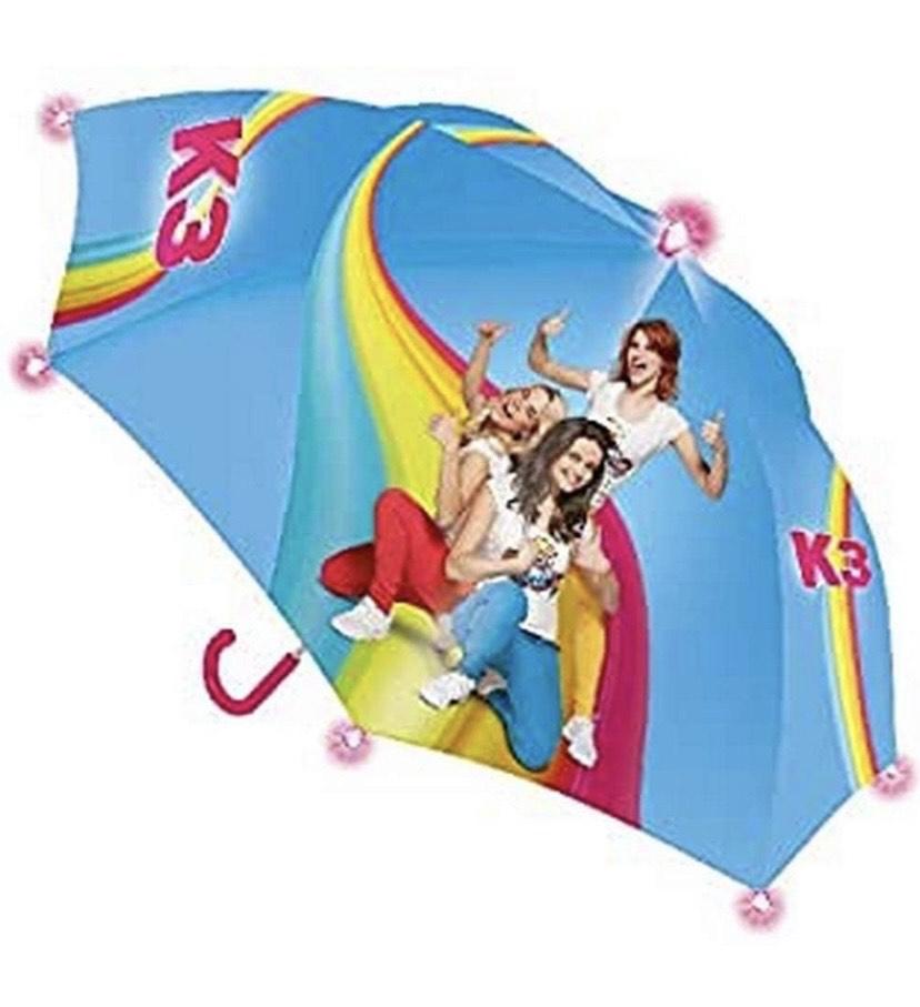 Paraguas que Brilla con luz