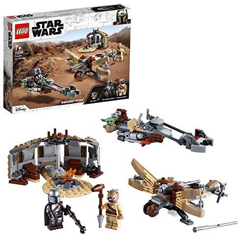 LEGO Problemas en Tatooine (75299) 276 piezas