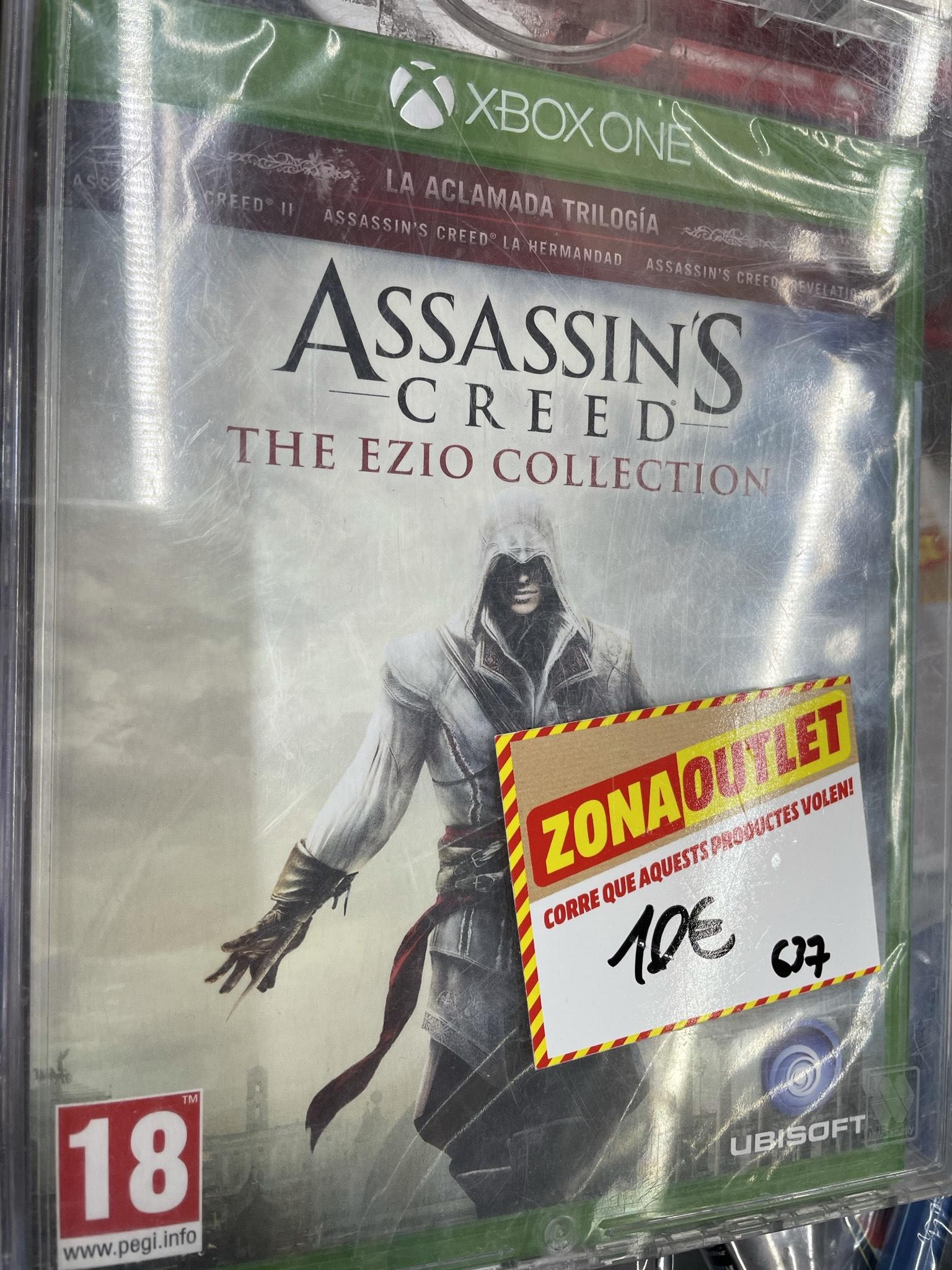 Assassins creed Xbox - Media Market Parc Vallès