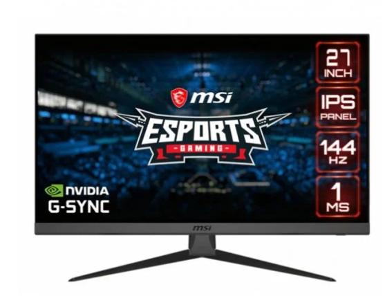 """MSI Optix 27"""" G-Sync IPS 144Hz 1ms solo 219€"""