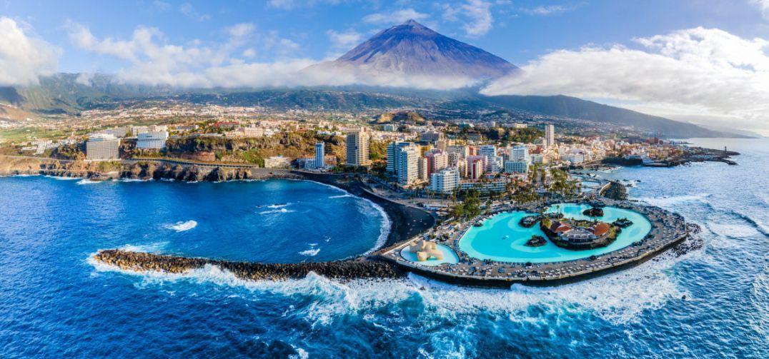 TENERIFE ¡Mayo y junio! 4 noches hotel 3* en Suite + (cancela gratis) y con vuelos incluidos (Varios aeropuertos y fechas) (PxPm2)