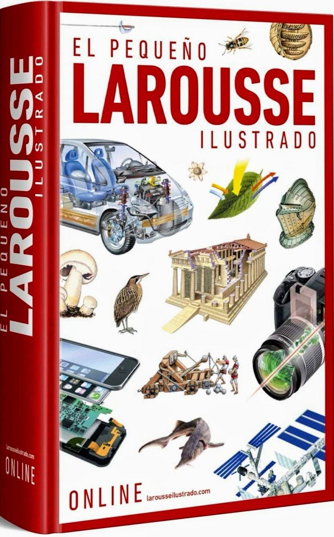 Diccionario ilustrado Larousse - Lengua Española