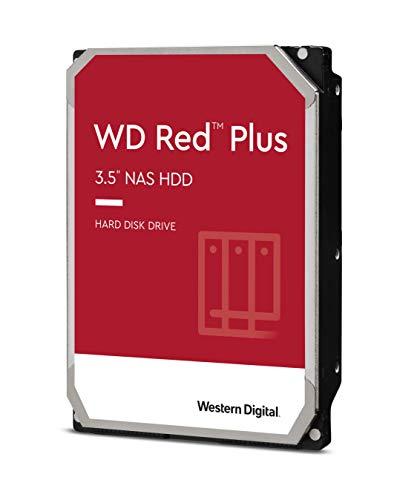 "HDD WD RED Plus 14Tb 3.5"" (temp sin stock pero permite pedir)"