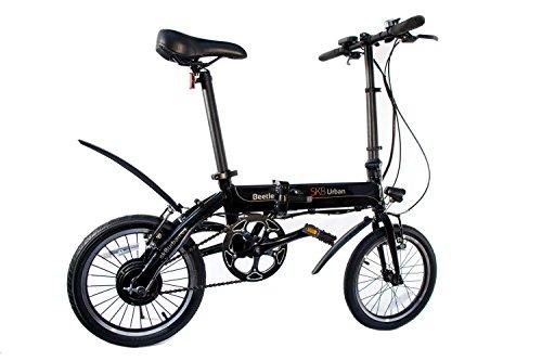 Bicicleta electrica plegable SK8 urban beetle