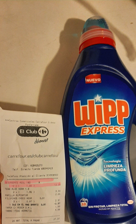 Wipp express en centro comercial El Rosal Ponferrada