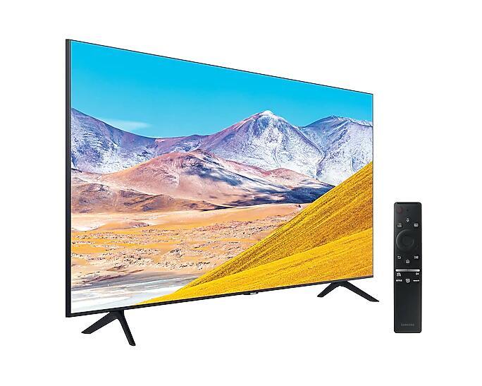 """TV Samsung TU8005 Crystal 55"""" 4K (2020)"""