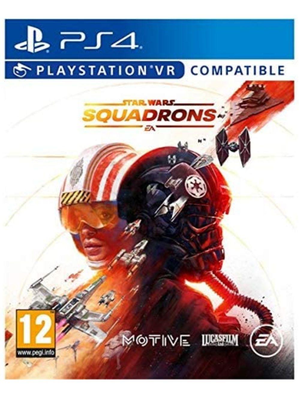 Star Wars Squadrons - PS4 (Mediamarkt y Amazon)