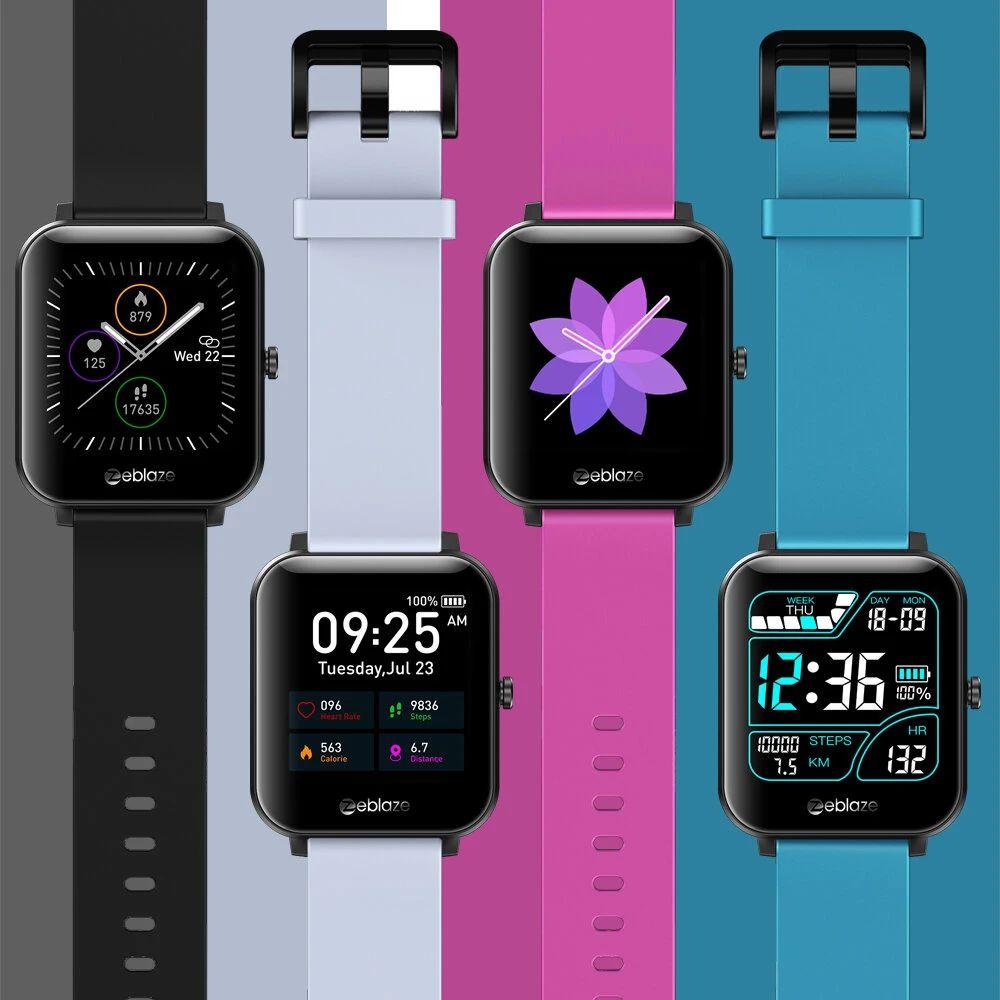 "Zeblaze GTS 1'54"" Reloj inteligente"